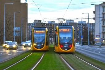 Ezért késnek az új budapesti villamosok