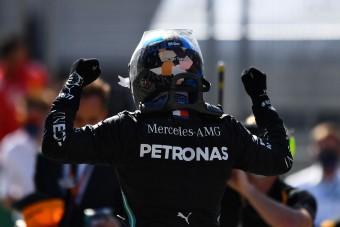 F1: Bottas kezdhet hinni a bajnoki címben?