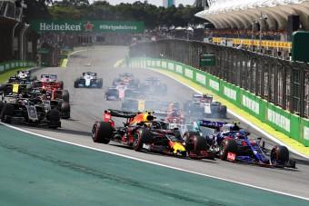 F1: Öt évre kiütötték Riót