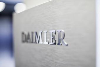 Eladná egyik gyárát a Daimler