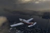 Repülővel nézik meg a Laura hurrikán belsejét 1