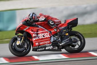 Már nem a lóerők döntenek a Moto GP-ben
