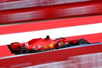 F1: Még a vártnál is rosszabb a Ferrari