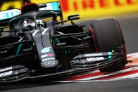F1: Hetedszer is Hamiltoné a magyar időmérő 1