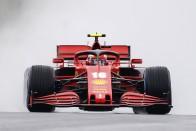 F1: Újabb fejlesztési csomaggal készül a Ferrari 1