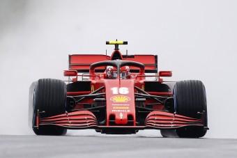Ferrari: Az autónak fekszik a Hungaroring