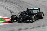 F1: Unták magukat a dobogósok a Stájer Nagydíjon 1