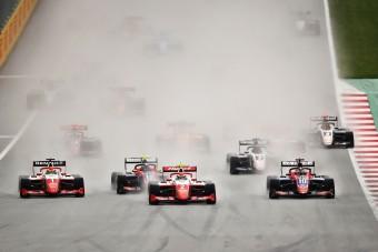 F1: Megérkezett az eső a Red Bull Ringre