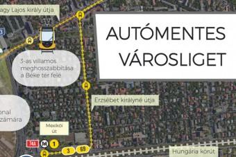 Hivatalos: autómentessé válik a Városliget