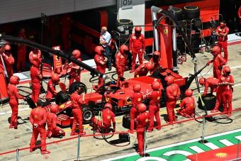 F1: Teljes a fejetlenség a Ferrarinál
