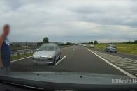 Forgalommal szembe hajtott az M5-ösön a 85 éves férfi, halálos baleset lett a vége 1