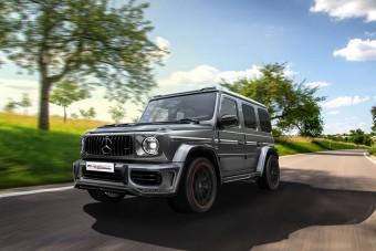 Méregzsákká alakítják a Mercedes népszerű terepjáróját