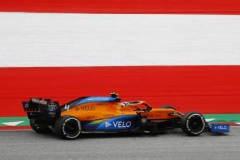 F1: Életre kelt a McLaren