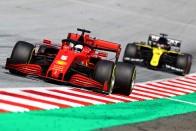 F1: A partnerekkel is kitolt a Ferrari 3