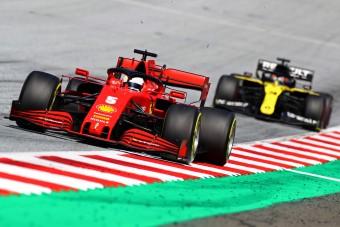 F1: Utálják az idei motort a Ferrarinál