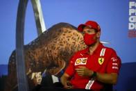 F1: Aston Martin-pilóta sem lehet Vettel 1