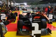 F1: Begyógyszerezve vezetett a McLaren-pilóta 1
