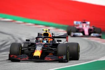 F1: Rémképei voltak a Red Bull versenyzőjének
