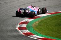 F1: Vettel kitúrja Perezt 2