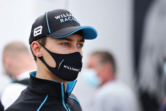 F1: Megvan, ki ugrik be Hamilton helyére