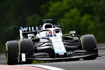 F1: A Q3-ra is esélyes volt a feltámadó Williams