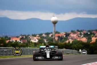 F1: Világelső lett a Magyar Nagydíj