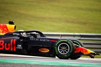 F1: 25 másodpercen múlt Verstappen versenye