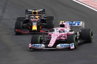 F1: Ezen ment el a rózsaszín dobogó