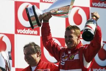 F1: Apró információ derült ki Michael Schumacher kezeléséről