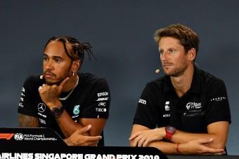 F1: Többen is felháborodtak Hamilton fizetési igénye miatt
