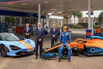F1: Hivatalosan is bejelentették, itt az új szponzor