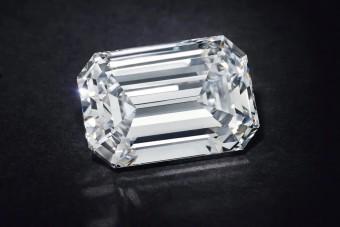 Rekordáron kelt el egy gyémánt egy árverésen