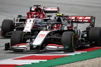 F1: A partnerekkel is kitolt a Ferrari