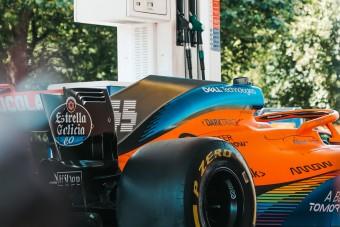 F1: Lebukott a McLaren