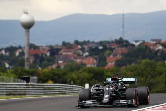 F1: Magyarország szívesen rendez még egy futamot idén