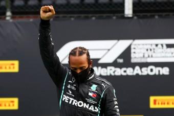 F1: Bojkottot követelnek Hamiltontól