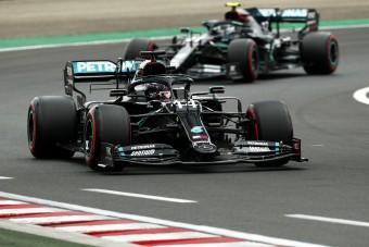 Nem a Mercedes miatt unalmas a Forma-1