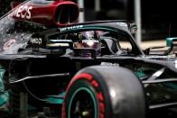 F1: Tisztázták a Mercedest, szabályos az autó 1