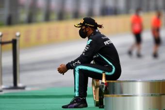 F1: Hamilton sosem játszik piszkosan