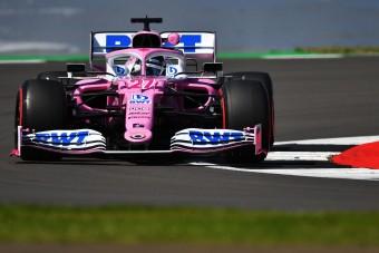 F1: Perez még nem tiszta, Hülkenberg duplázik