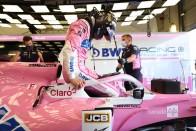 F1: Ezt üzente a hoppon maradt helyettes 1
