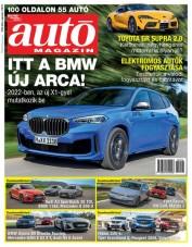 Megjelent az Autó Magazin július-augusztusi lapszáma!