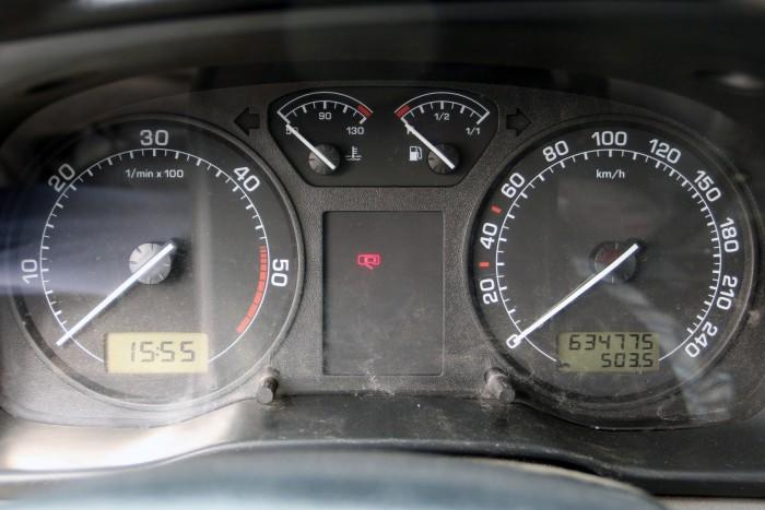 Használt autó: ilyen egy Škoda 634 000 kilométer után 3