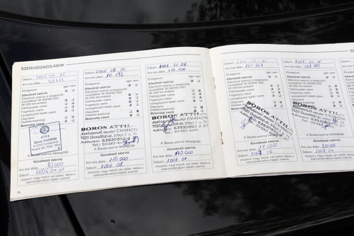 Használt autó: ilyen egy Škoda 634 000 kilométer után 2