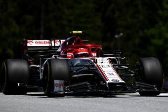 Kubica újra F1-esbe ül a Hungaroringen