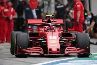 F1: Tálaljon ki a Ferrari!
