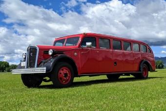 Új életet kezdhet ez a busz, egyenesen 1937-ből
