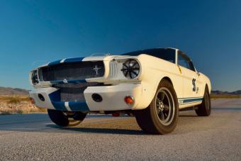 Nem létezik ennél drágább Mustang
