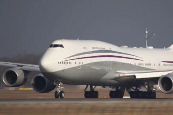 Eladó a világ legfényűzőbb utasszállító repülője
