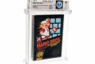 Újabb rekordot döntött Super Mario 1